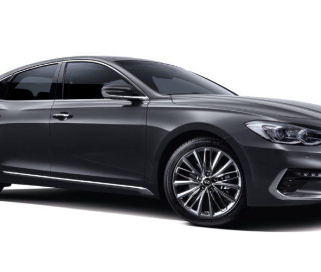 Hyundai Motor Azera X