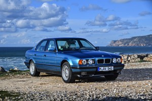 VIDEO: BMW 5 Series History  Third Generation (E34)
