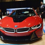 2017 Chicago Auto Show The New Bmw I8 Protonic Red