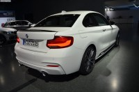 BMW M Performance: 2017 M240i Facelift with tuning accessories