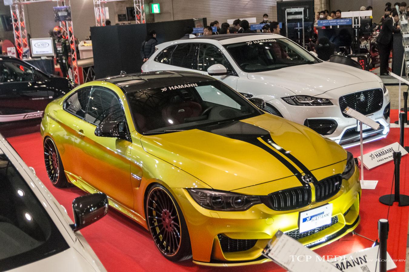 2018 tokyo auto salon