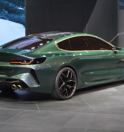 genf 2018 bmw m8 gran coupe concept live 16 830x550 [ 1920 x 1272 Pixel ]