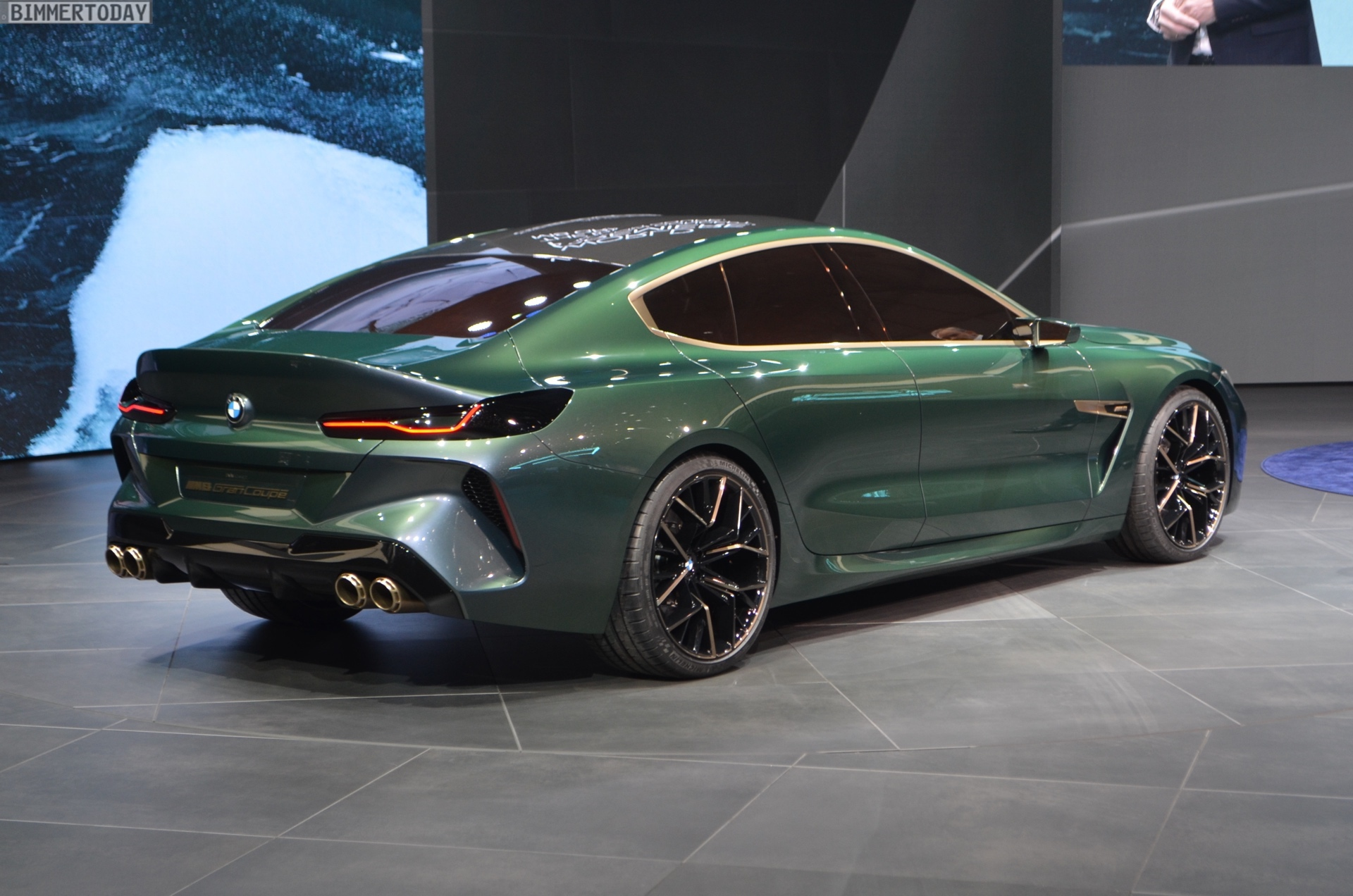hight resolution of genf 2018 bmw m8 gran coupe concept live 16 830x550
