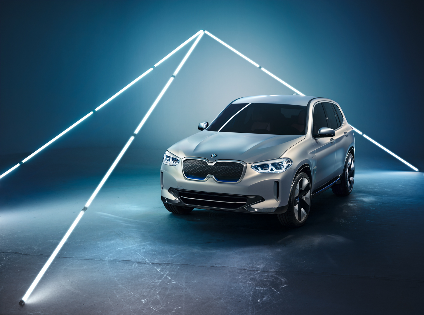 bmw electric cars will