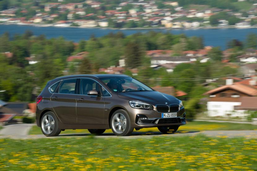 BMW 2 Series Active Tourer LCI Facelift 43 830x553