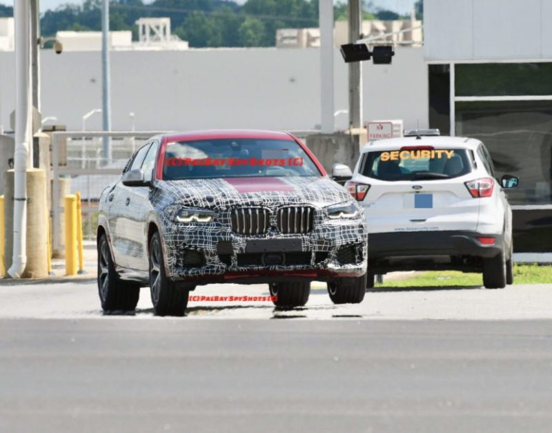 Spied Bmw X6 Caught Testing On The Streets Of Germany Website Of