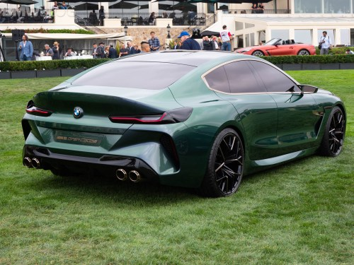 small resolution of bmw m8 gran coupe concept pebble beach 21 830x623
