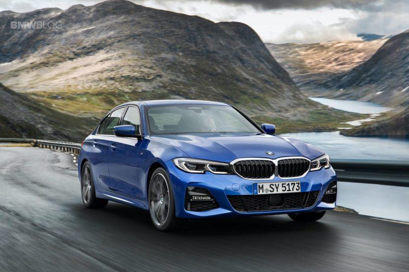 2019 BMW 330i M Sport 05 830x553