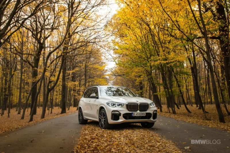 TEST DRIVE: 2019 BMW X5 M50d – The Turbo Monster – Website