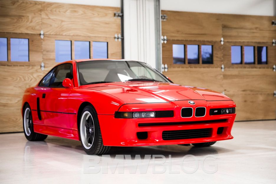 BMW M8 E31 prototype 04