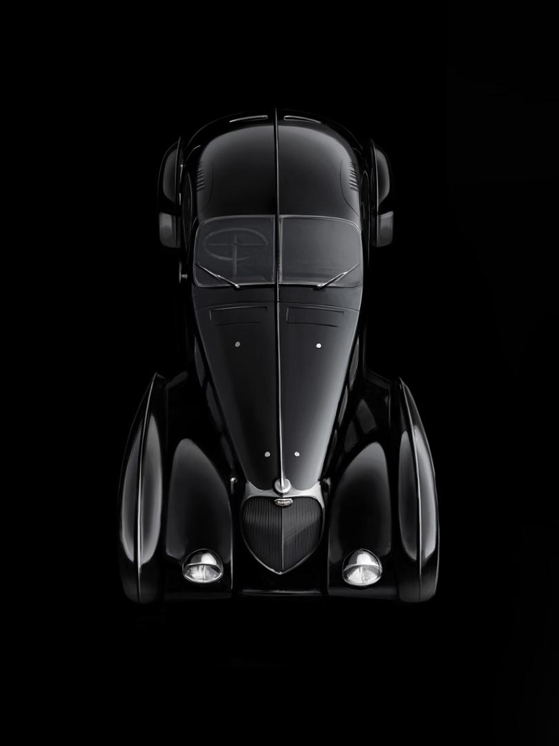 Geneva 2019 Bugatti La Voiture Noire Is The Most