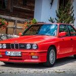 The Bmw 325i Is The E30 3 Series To Get Per Car And Driver