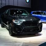 2019 La Auto Show Bmw X6 M Competition Looks Stunning