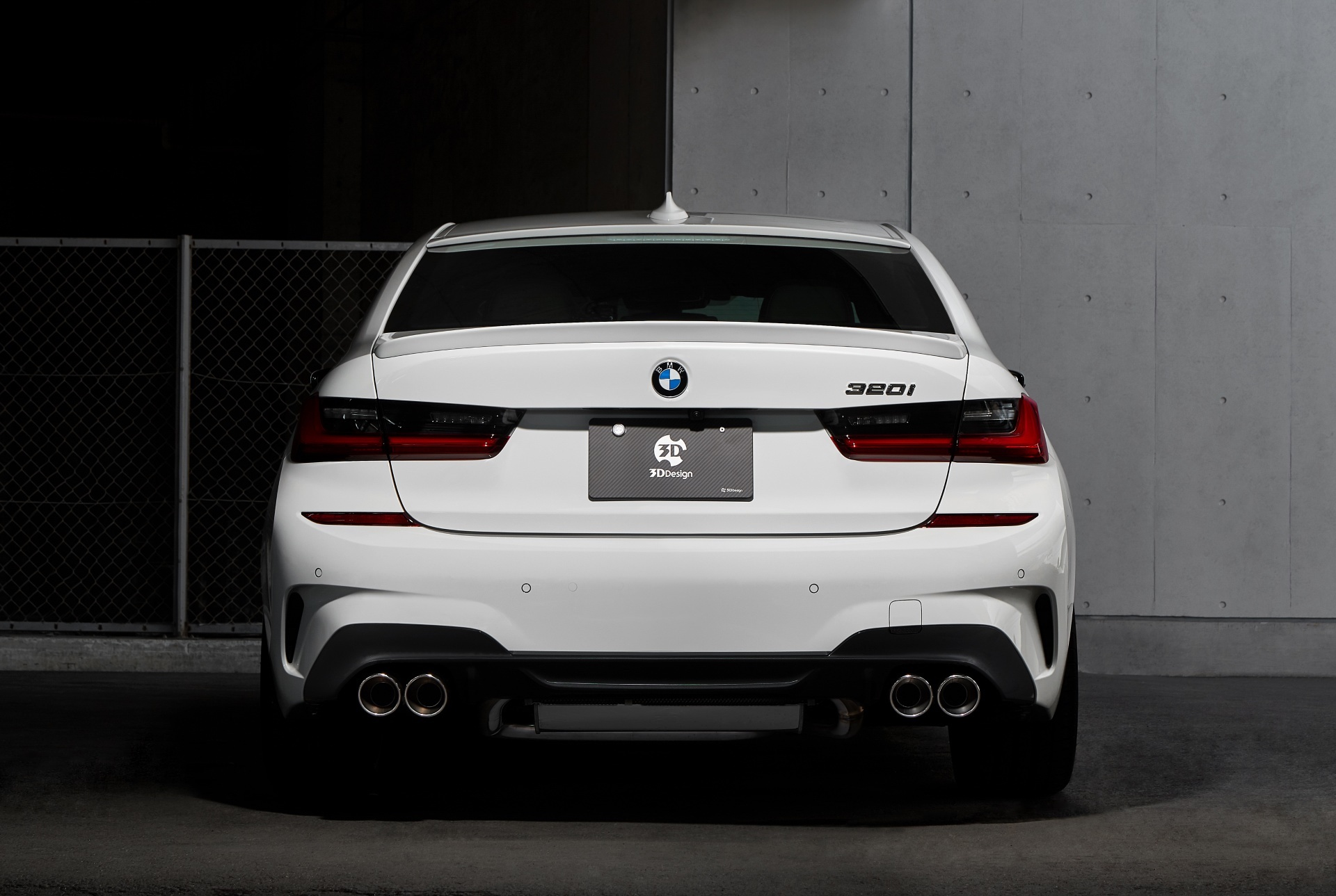 aero parts for the g20 bmw 3 series