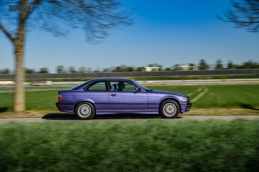 E36 BMW 325i Violet 24 830x553