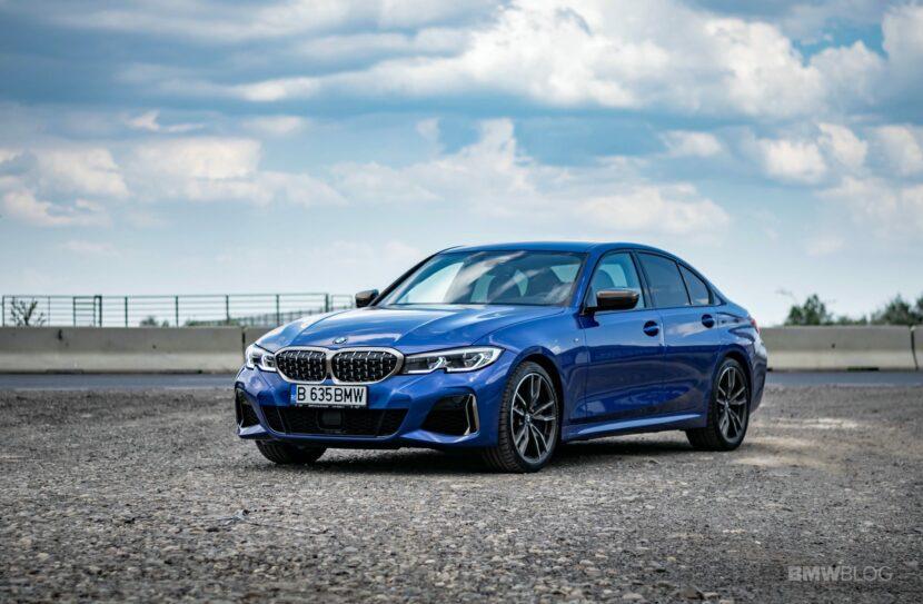 2020 BMW M340i sedan test drive 35 830x543