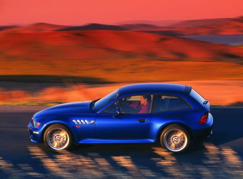 25 years BMW Z3 8 830x612