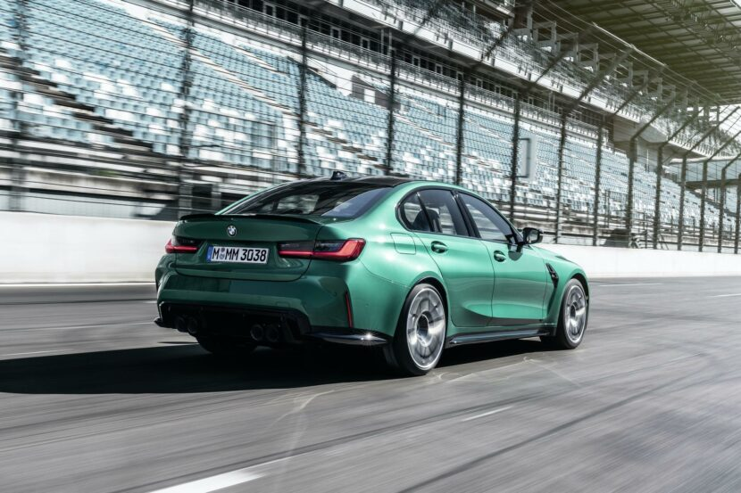 2021 bmw m3 competition race track 14 830x553