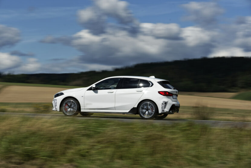 BMW 128ti review 3 830x554