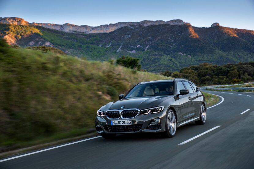 BMW 3 Series Touring Autumn 2020 Update 830x553