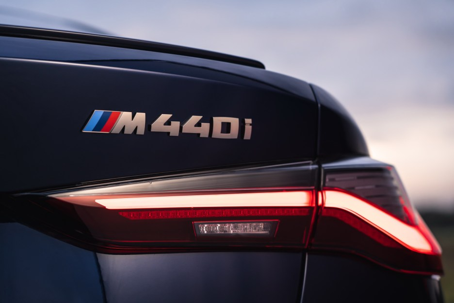 The New BMW M440i xDrive Coupe G22 UK 18