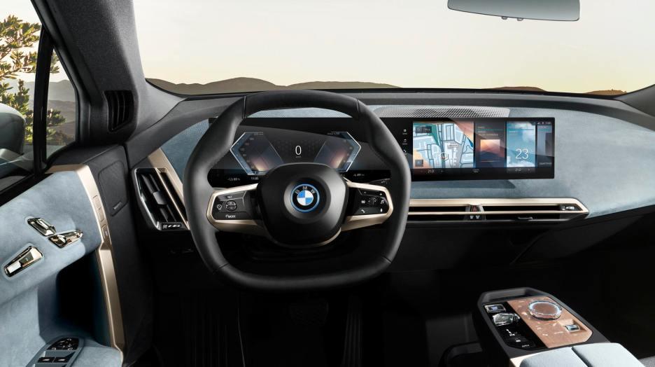 2022 bmw ix interior 10