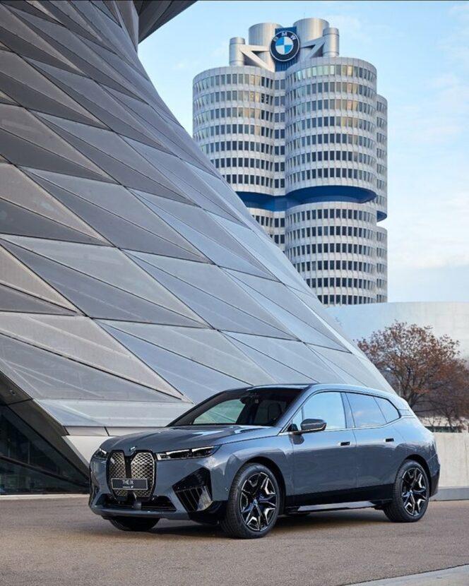 The new BMW iX at BMW Welt 1 664x830