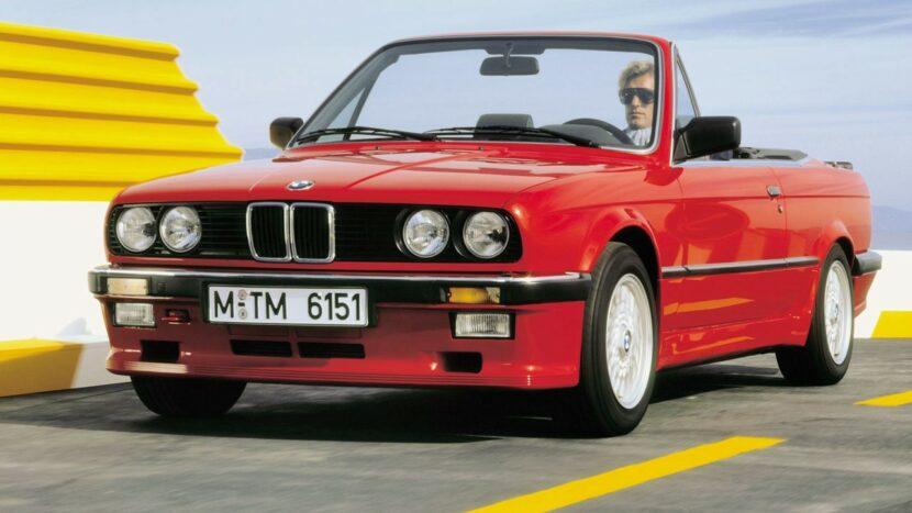 BMW 3 Series Cabriolet E30 766 26 830x467