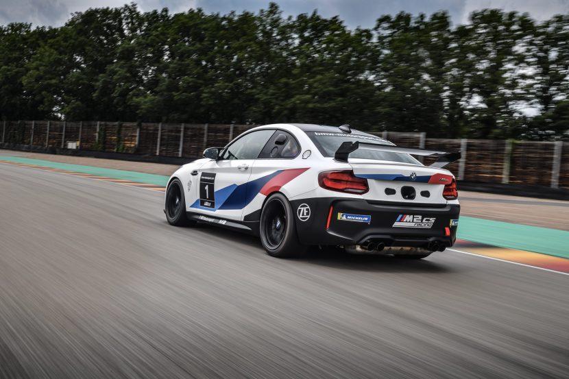 BMW M2 CS Racing 2 of 4 830x553