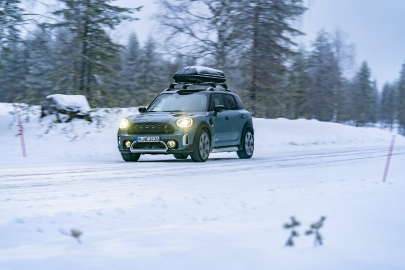 MINI Countryman Cooper S 4 830x553