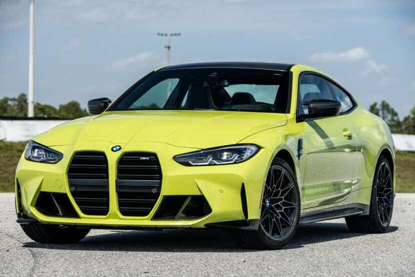 The new BMW M4 Coupe in the US 13 830x553