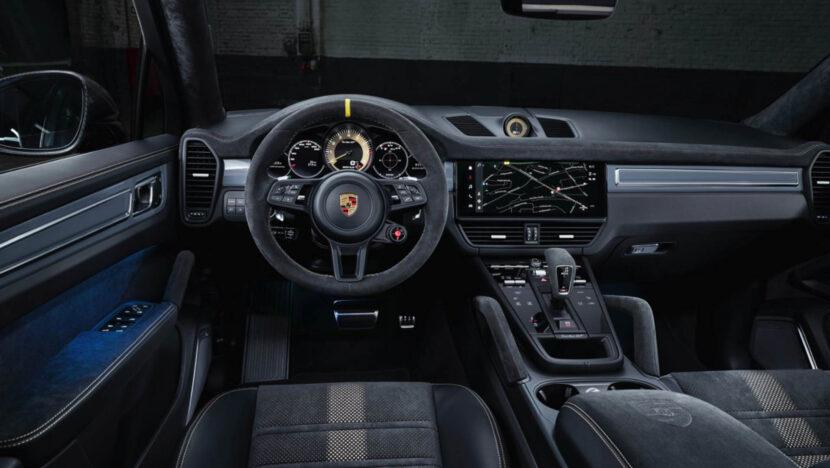 Porsche Cayenne Turbo GT 2 of 2 830x468