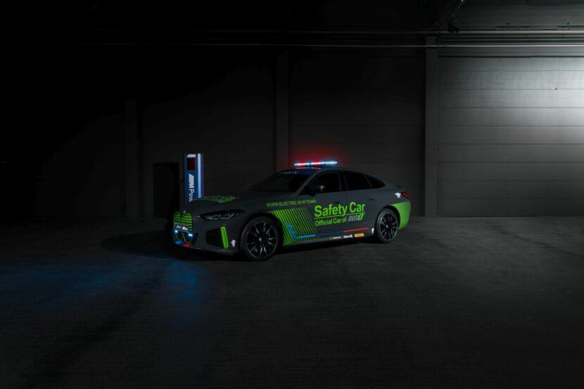 BMW i4 M50 Safety Car 2 830x553