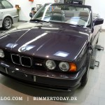 Bmw M5 E34 Convertible The Car That Was Never Built