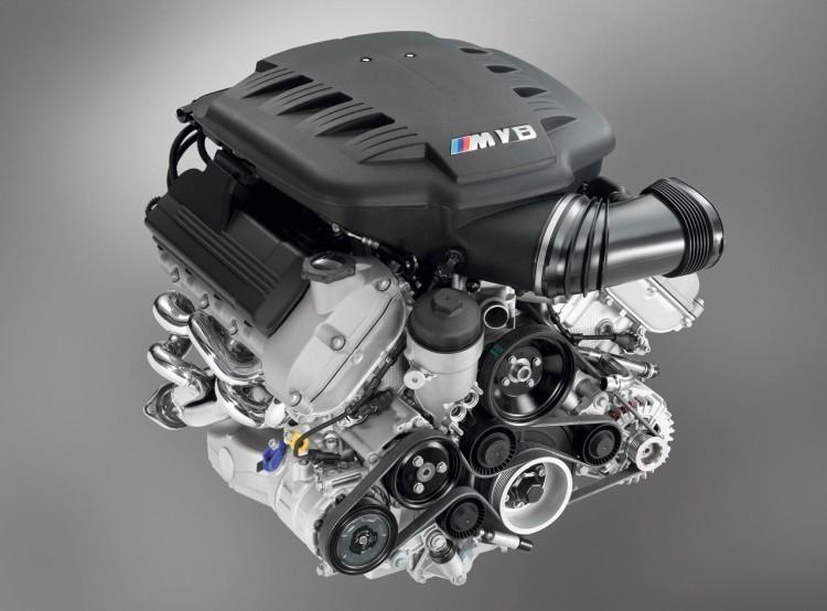 BMW M3 S65 Engine 750x554