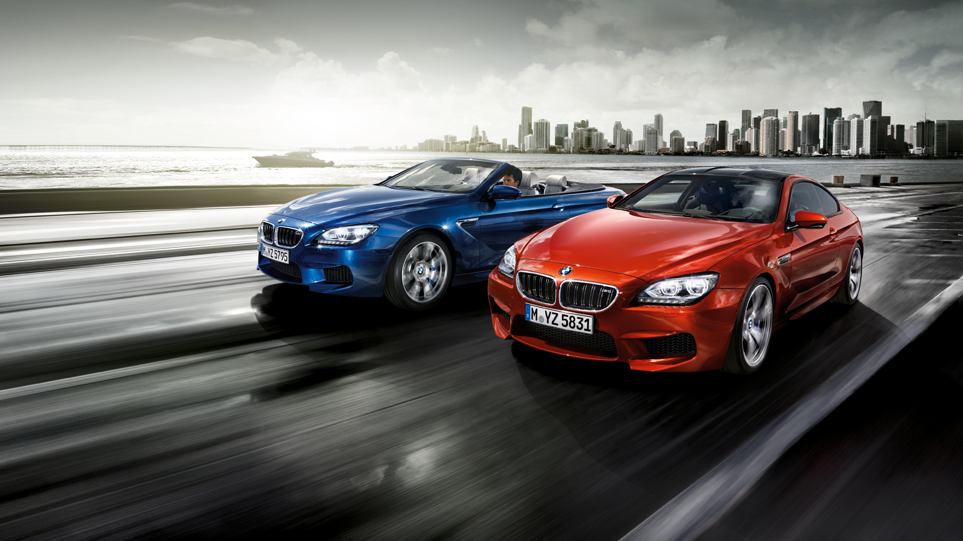 Sports Wallpapers Hd Wallpapers New Bmw M6 Coupe And Convertible