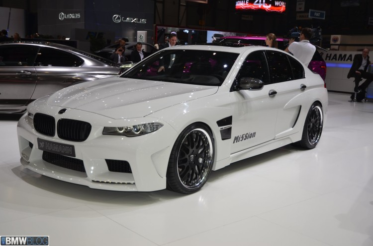 Hamann BMW M5 Mi5Sion 07 750x496