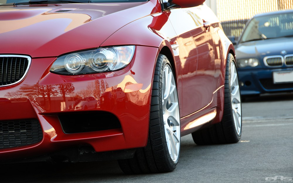 medium resolution of melbourne red bmw e92 m3 with vmr 810 wheels 10 750x469