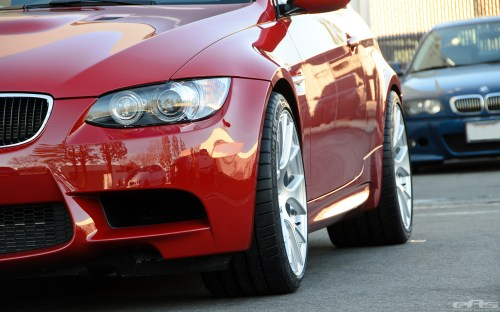small resolution of melbourne red bmw e92 m3 with vmr 810 wheels 10 750x469