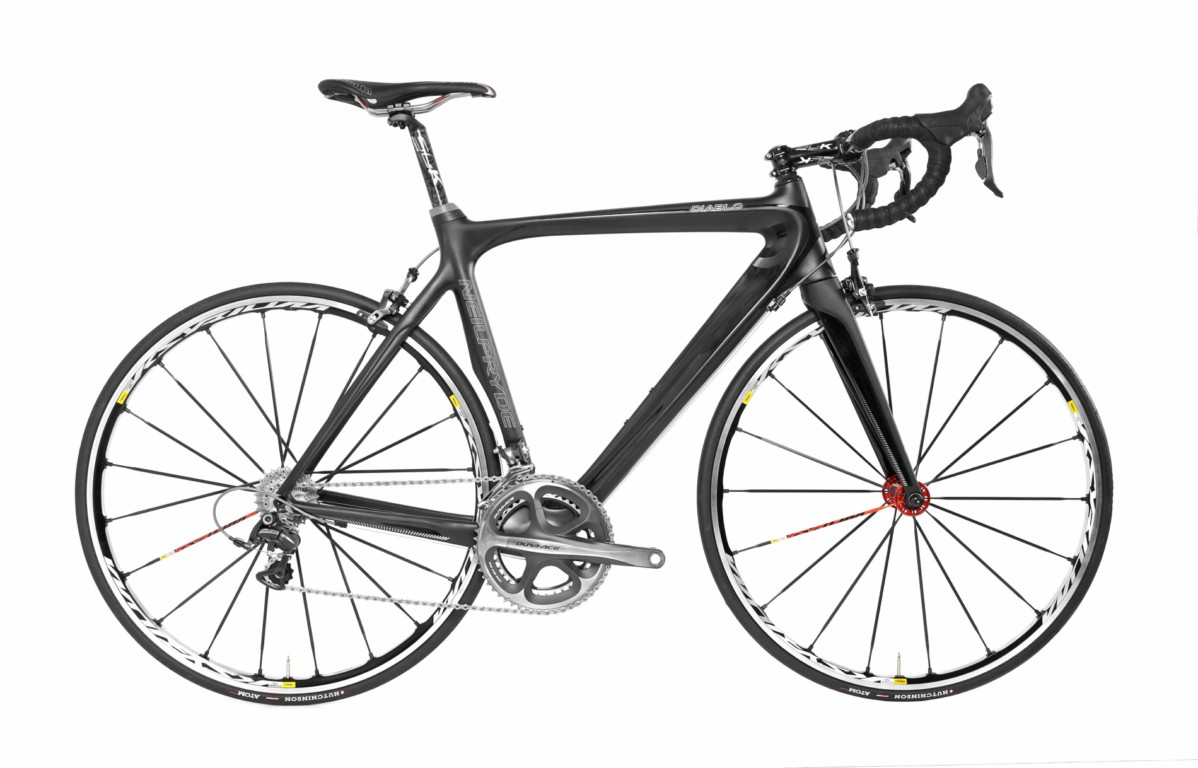 NeilPryde Launches its First High Performance Road Bikes