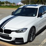 New Bmw M Performance Parts For The New Bmw 3 And 5 Series Sedans