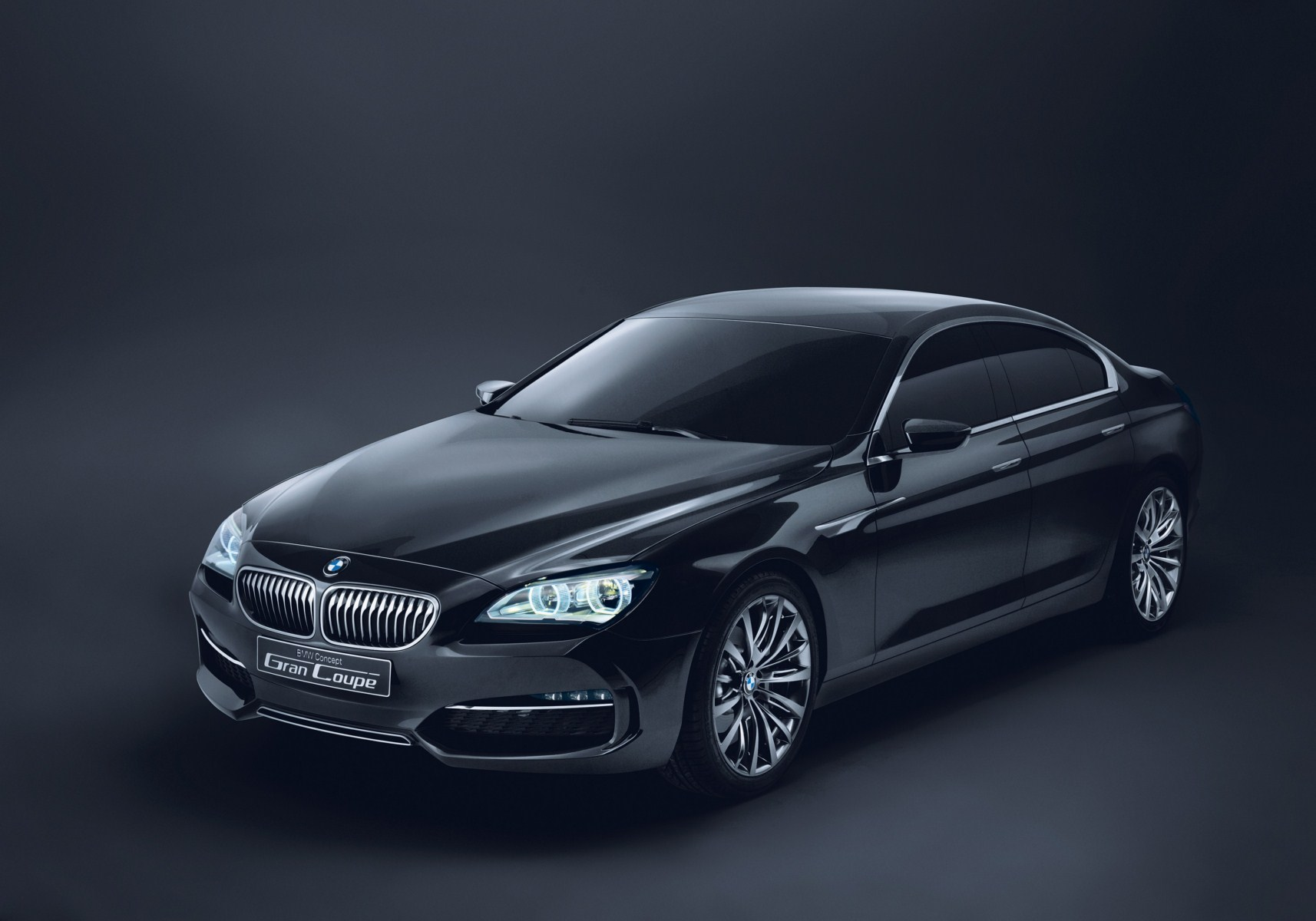 Leaked: Official Patent Designs of BMW 6 Series Gran Coupe