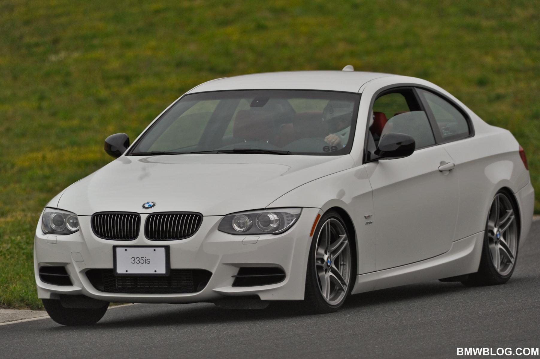 Bmwblog Ontrack Comparison M3 Vs 335is  Bmw's Sibling