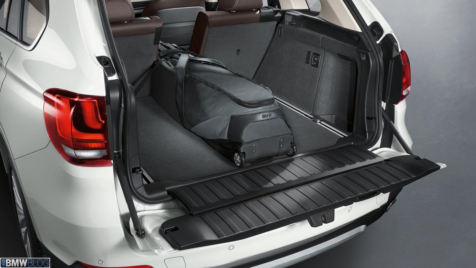 Original BMW Accessories For New BMW X5
