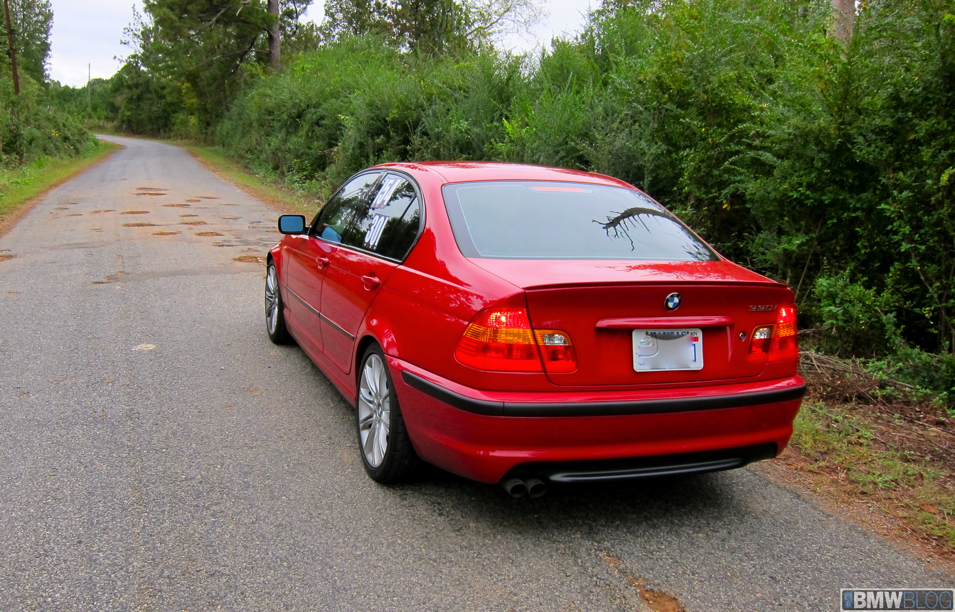 hight resolution of bmw zhp e46 09