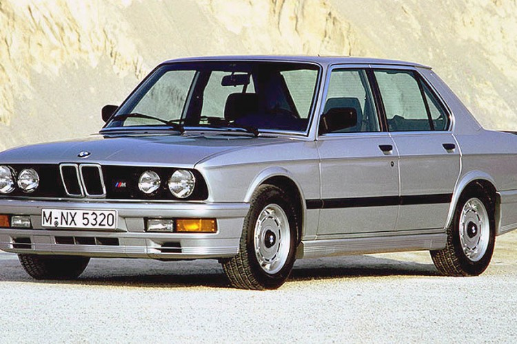 A Little History About The Bmw M5