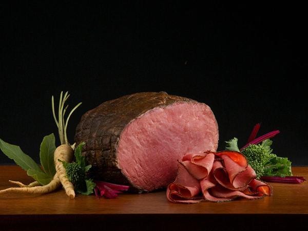 Londonport Top Round Seasoned Roast Beef Boar39s Head