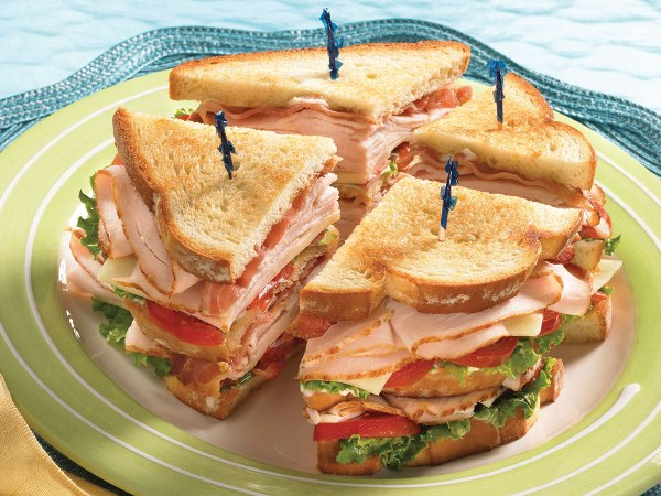 Classic Turkey Club Recipe Boar39s Head