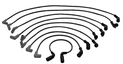 Quicksilver Parts Spark Plug Wires- Mpi W/555 ** 84