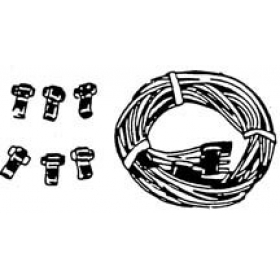 Sierra International 4-Way Wiring Harness Kit TC43754